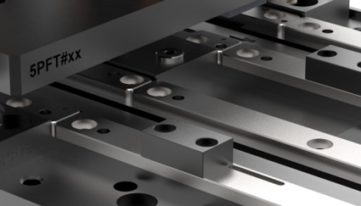 Precision Tool used to stamped components in CAD