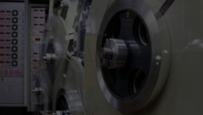 Precision reel to reel electroplating line