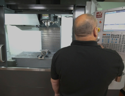 Batten & Allen increase focus on Tooling Reliability with new HAAS Machining Centre