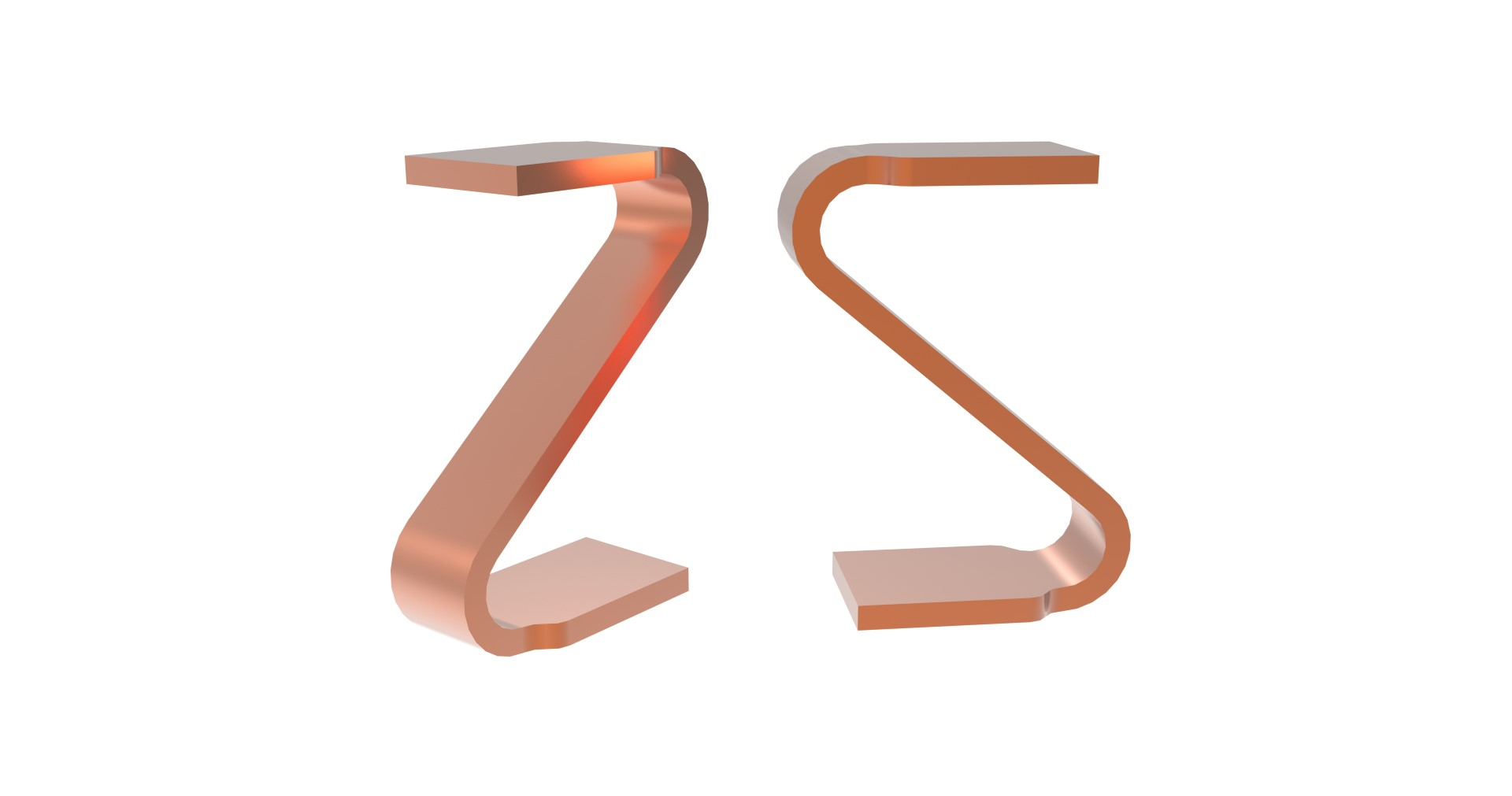 Precision Stamped Z Clips